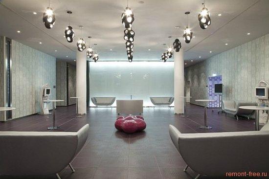 Дизайн отеля by Karim Rashid