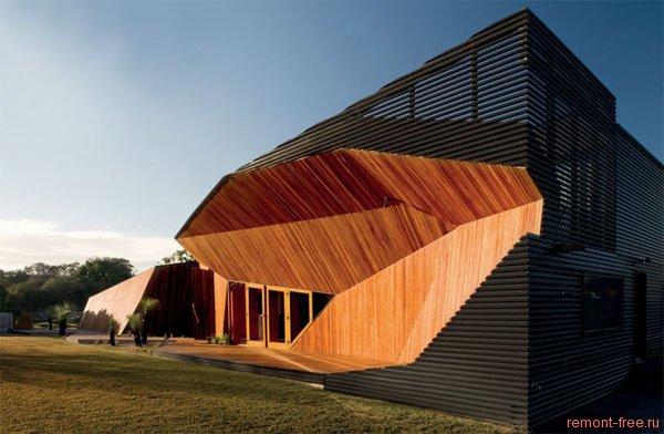 Десятка современной архитектуры за 2011 год