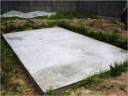 Виды фундаментов для дома