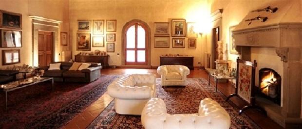 Квартира в античном стиле