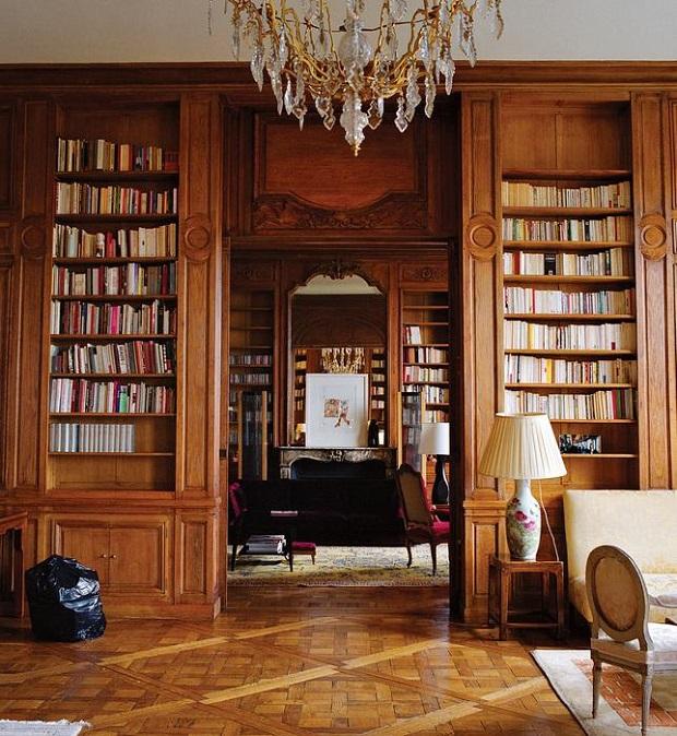 Античный дизайн для квартиры