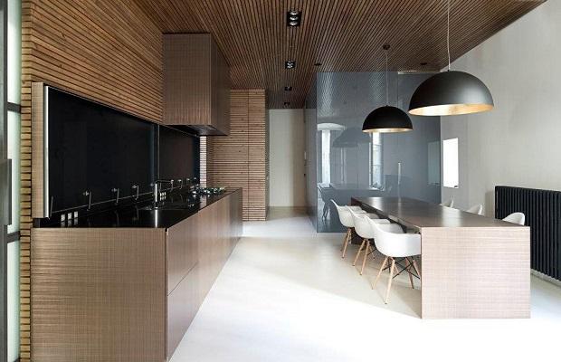 Дизайн квартиры в Барселоне фото