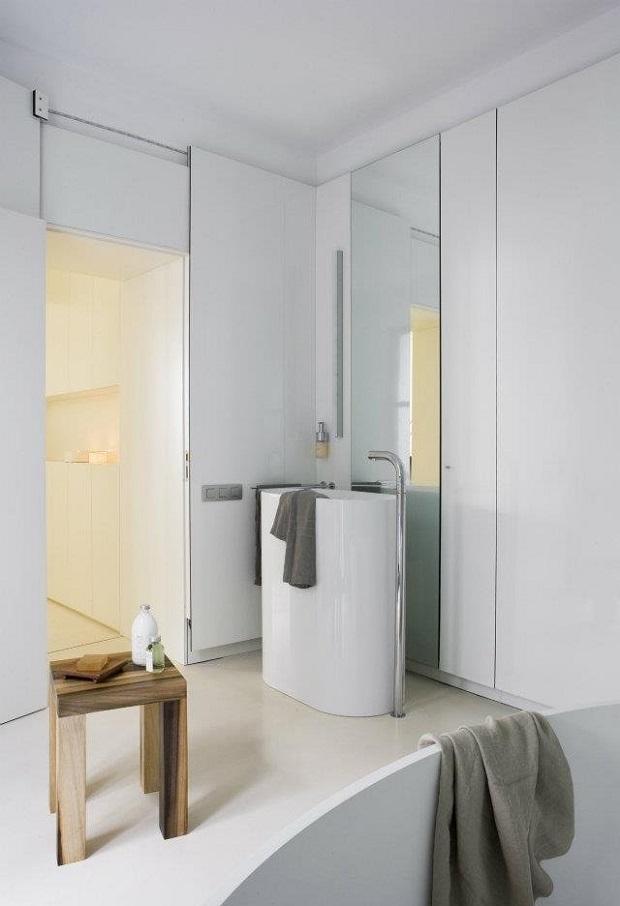 Идеи интерьера Барселонской квартиры