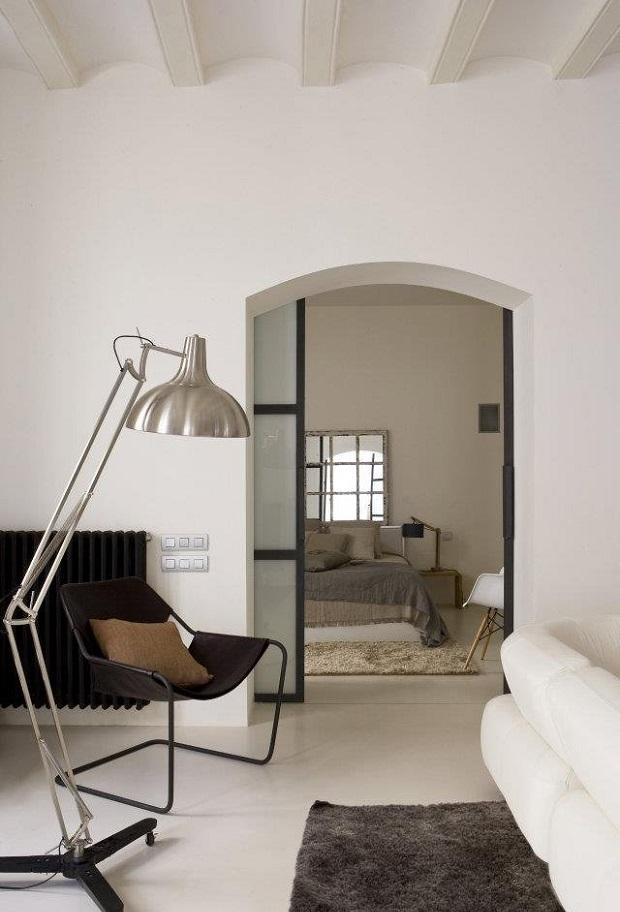 Идеи для интерьера в Барселонской квартире