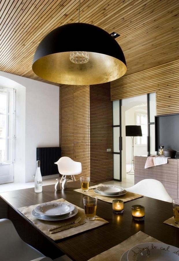 Квартира в Барселоне - фото интерьера
