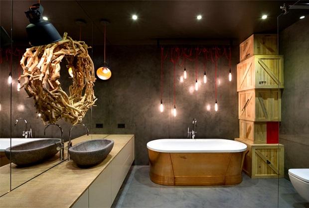 Идеи для дизайна квартиры в стиле Лофт