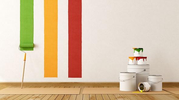 Чем красить стены