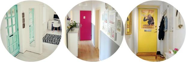 Дизайн входной двери фото 1