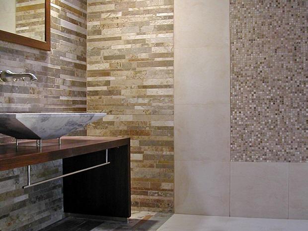 необычные идеи для дизайна плитки в ванной