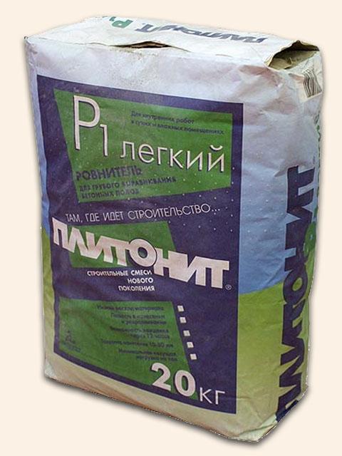 заливка полов с Плитонит