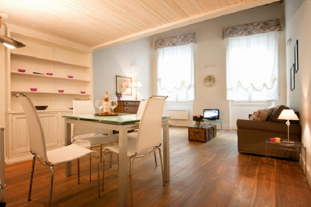 Дизайн квартиры: Лофт