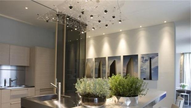Хай-тек дизайн для квартиры