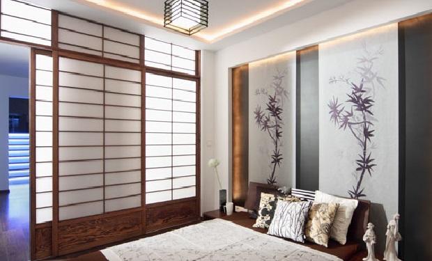 Японский дизайн для квартиры