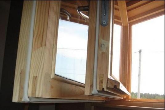 Деревянные окна по шведской технологии