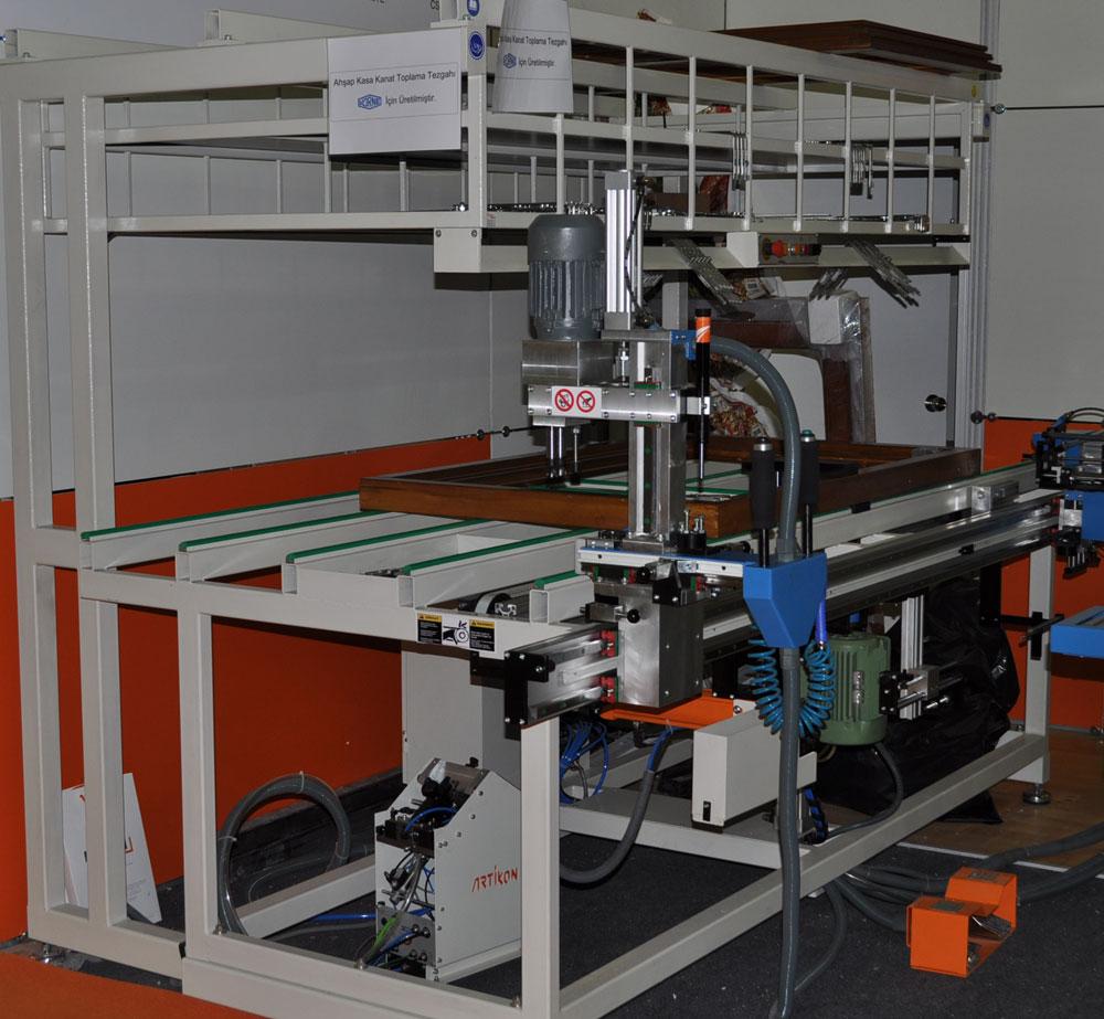 Производство фурнитуры для алюминиевых окон