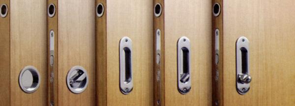 Ручки-защелки для межкомнатных дверей