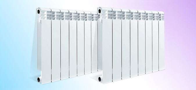 Как выбрать биметаллический радиатор отопления