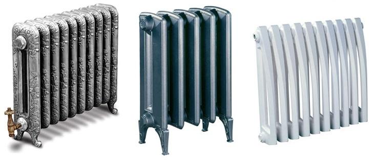 чугунные радиаторы - какие лучше