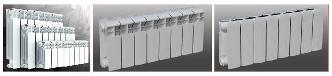 Биметаллический радиатор Рифар BASE