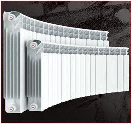 Биметаллический радиатор RIFAR FLEX