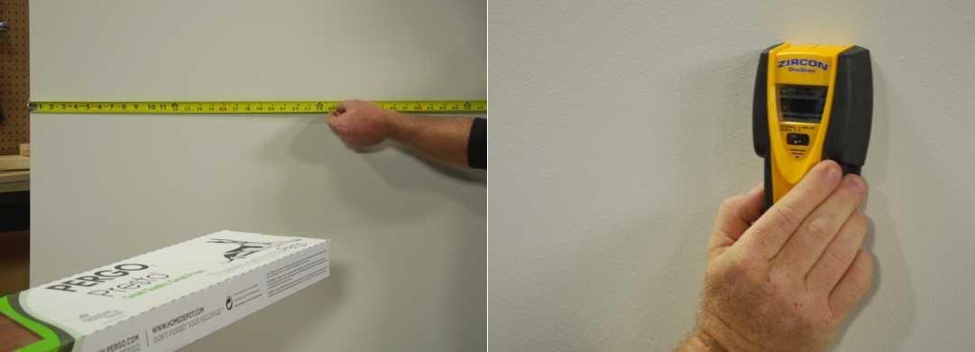 отделка стен квартиры ламинатом