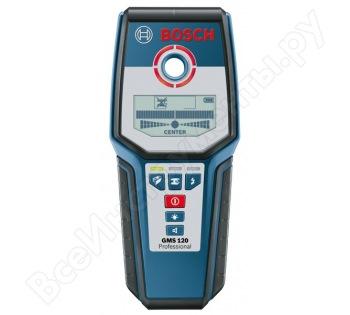Детектор Bosch GMS 120 PROF 0.601.081.000