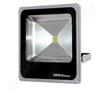 Прожектор светодиодный UNIVersal UFLSLED-COB-50-865-GR-IP65 6991325