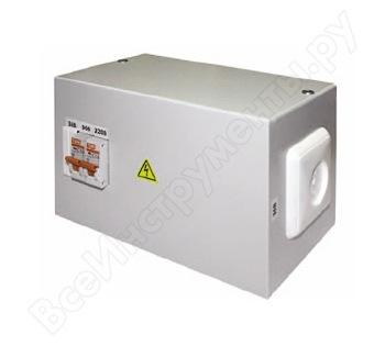 Ящик с понижающим трансформатором TDM ЯТП-0,25 SQ1601-0001